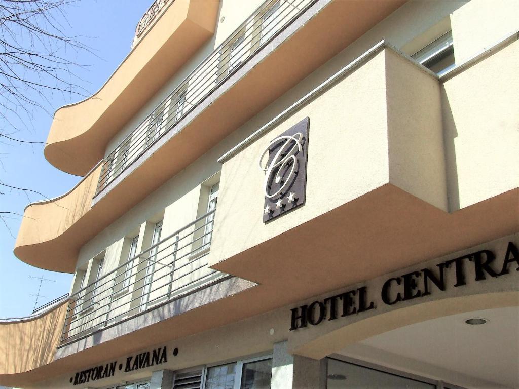 Hotel Central Slavonski Brod