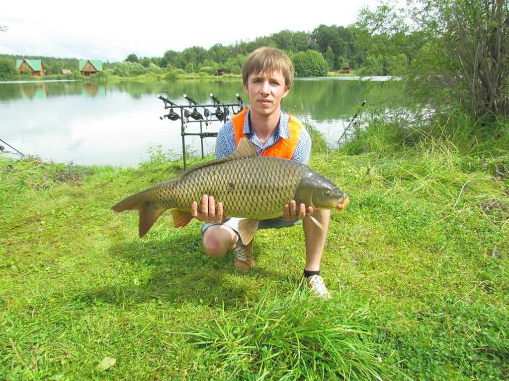 Рыбалка в литвиново щелковский