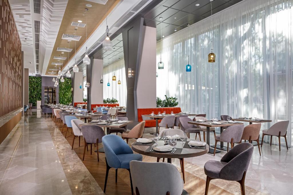 Ресторан / где поесть в Приморье Grand Resort Hotel