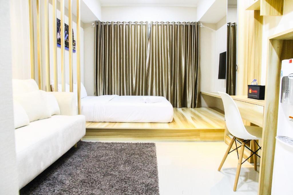Modern Style The Oasis Studio Apartment