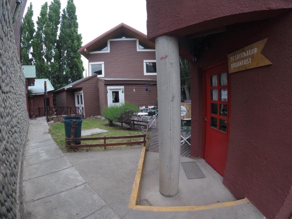 Hostel del Glaciar Pioneros
