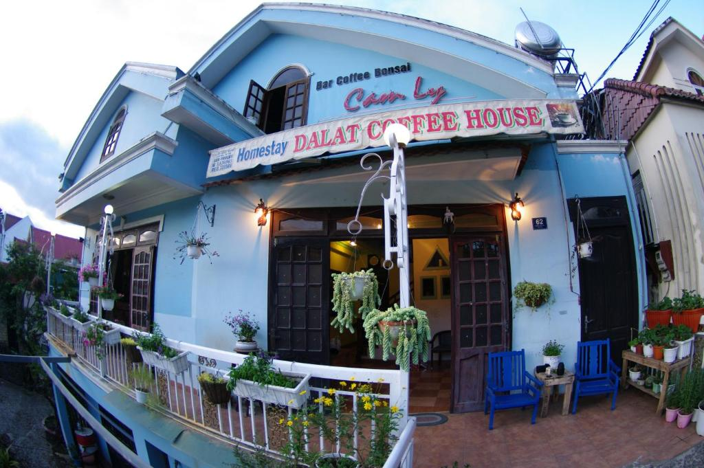 Dalat Coffee House Homestay
