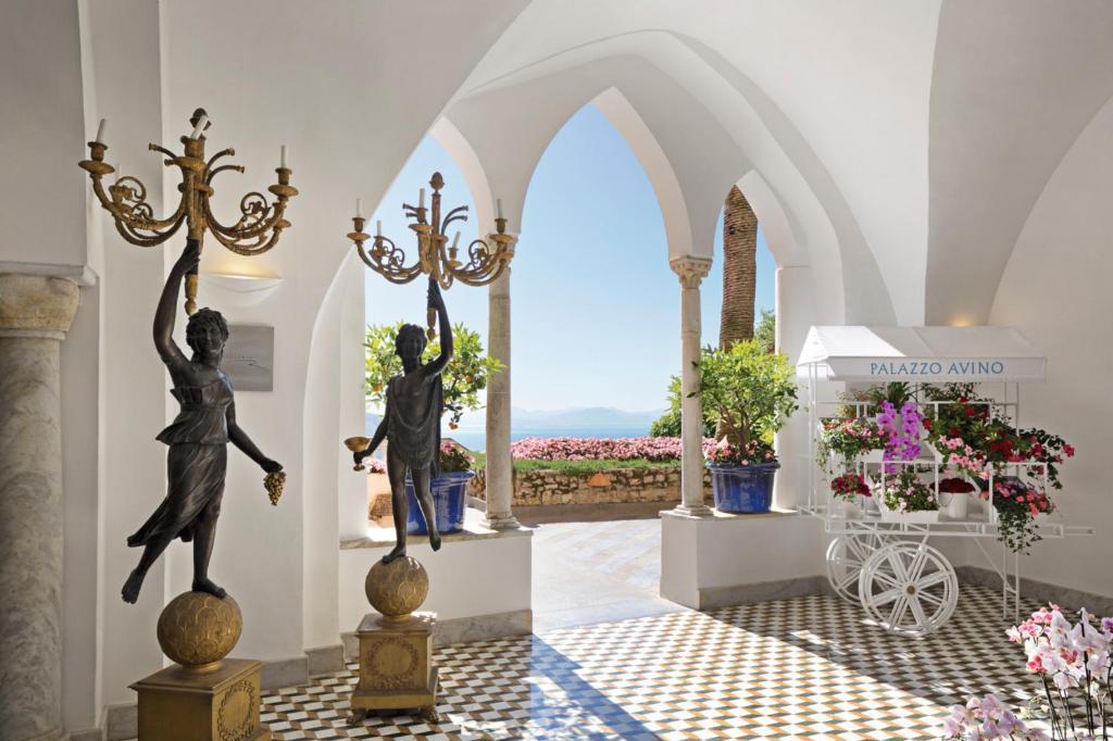 Hotel Palazzo Avino (Italia Ravello) - Booking.com