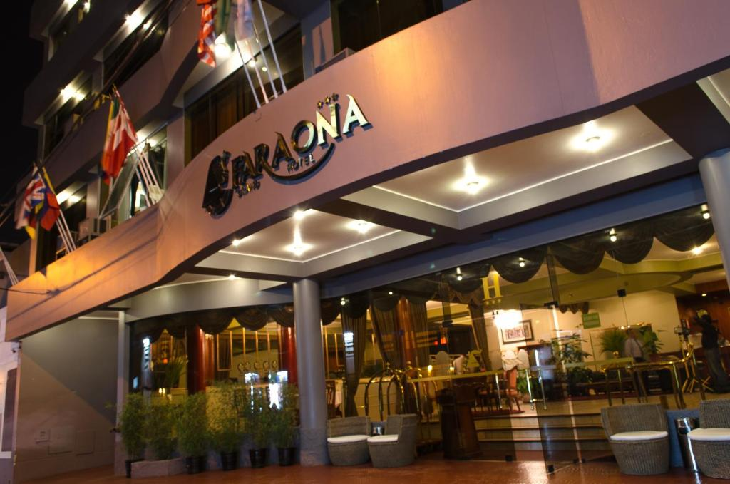 Faraona Grand Hotel (Perú Lima) - Booking.com