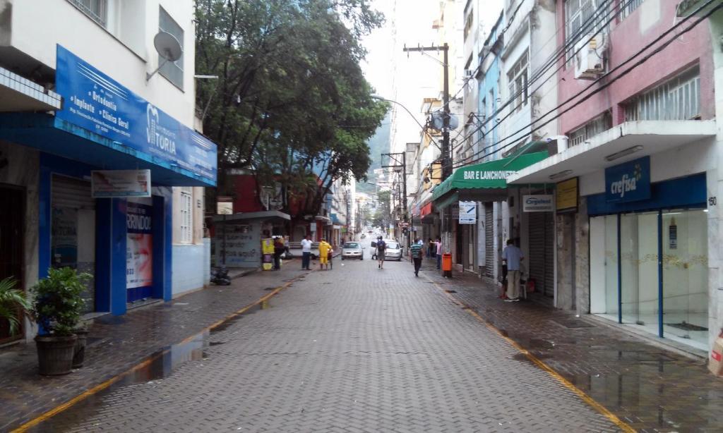 The surrounding neighborhood or a neighborhood close to the homestay