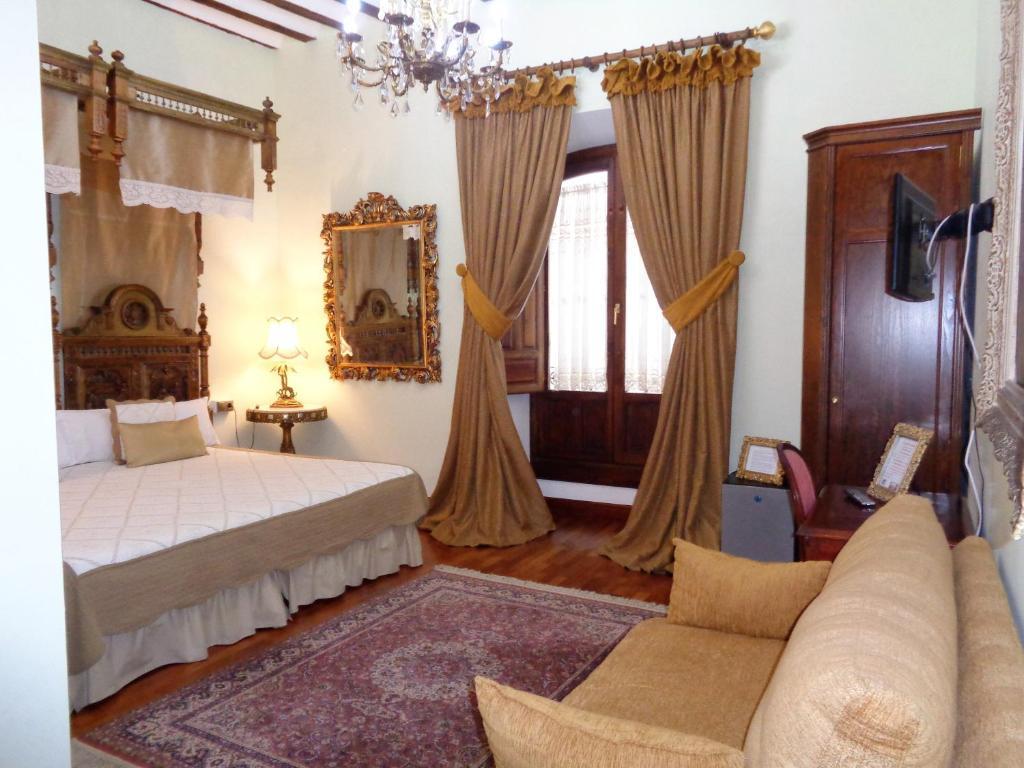 Hotel Boutique Nueve Leyendas (España Úbeda) - Booking.com
