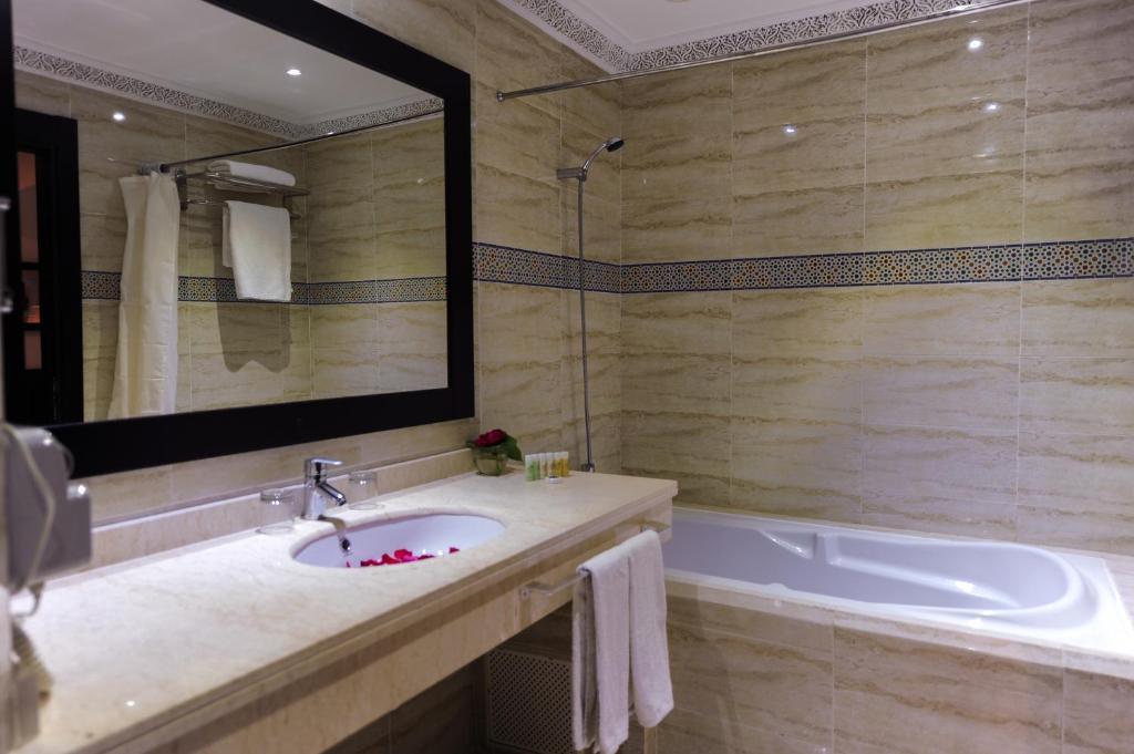 Hotel Riad Ennakhil & SPA, Marrakech – Tarifs 2019