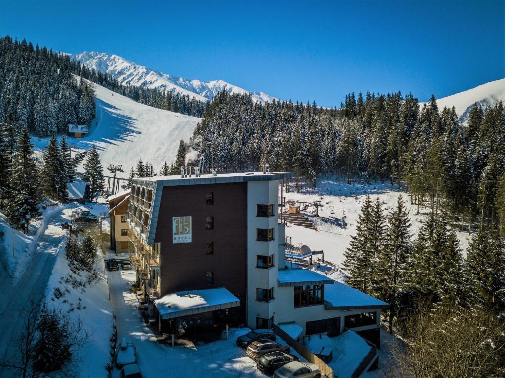 Hotel FIS Jasná v zimě