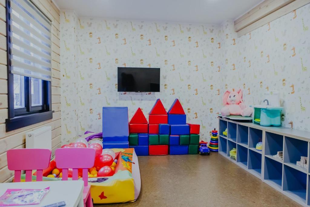 Детский клуб в Ручьи уДачи