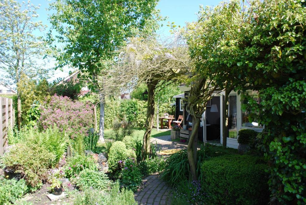 A garden outside De ZeeuwSter
