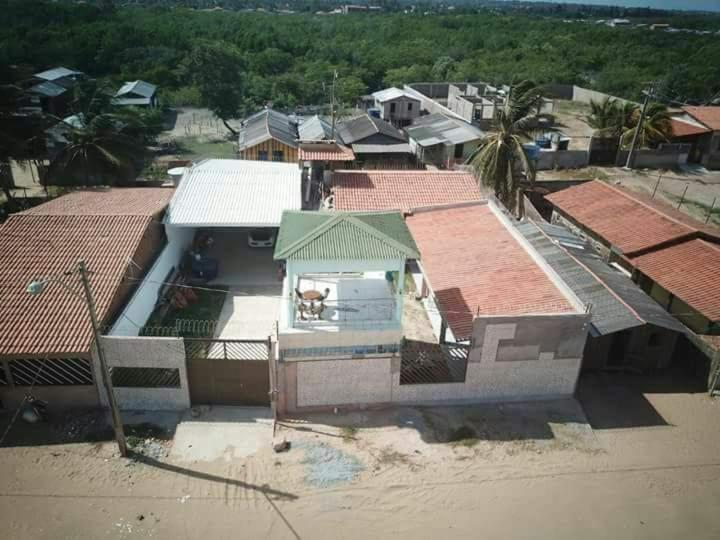 A bird's-eye view of Casa na Raposa