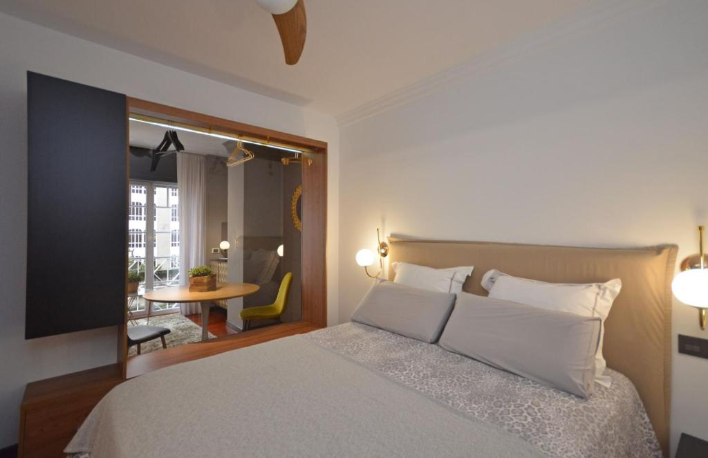Apartment Suite De Lujo Zona Cero, Vigo, Spain - Booking.com