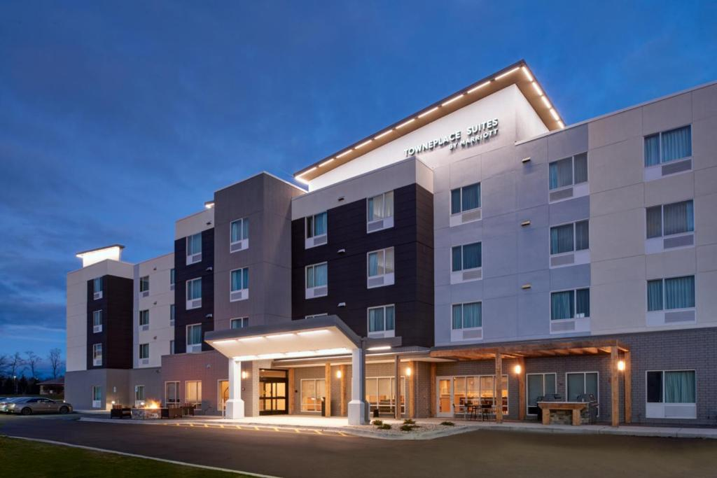 TownePlace Suites by Marriott Grand Rapids Airport.