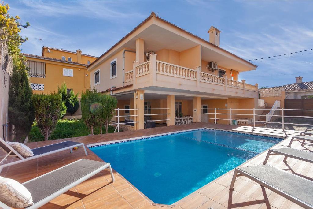 Villa Bellavista de sArenal (Spanje Palma de Mallorca ...