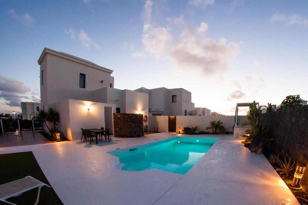 Villa Alba de Luxe (España Playa Blanca) - Booking.com