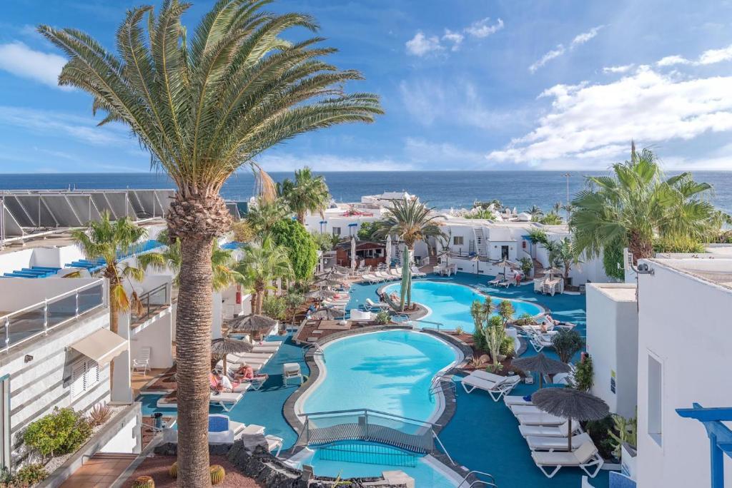 Departamento Parque Tropical en Lanzarote (España Puerto del ...