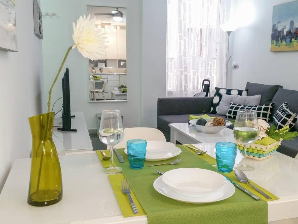 Restaurace v ubytování CANARIAS. ISLAS AFORTUNADAS