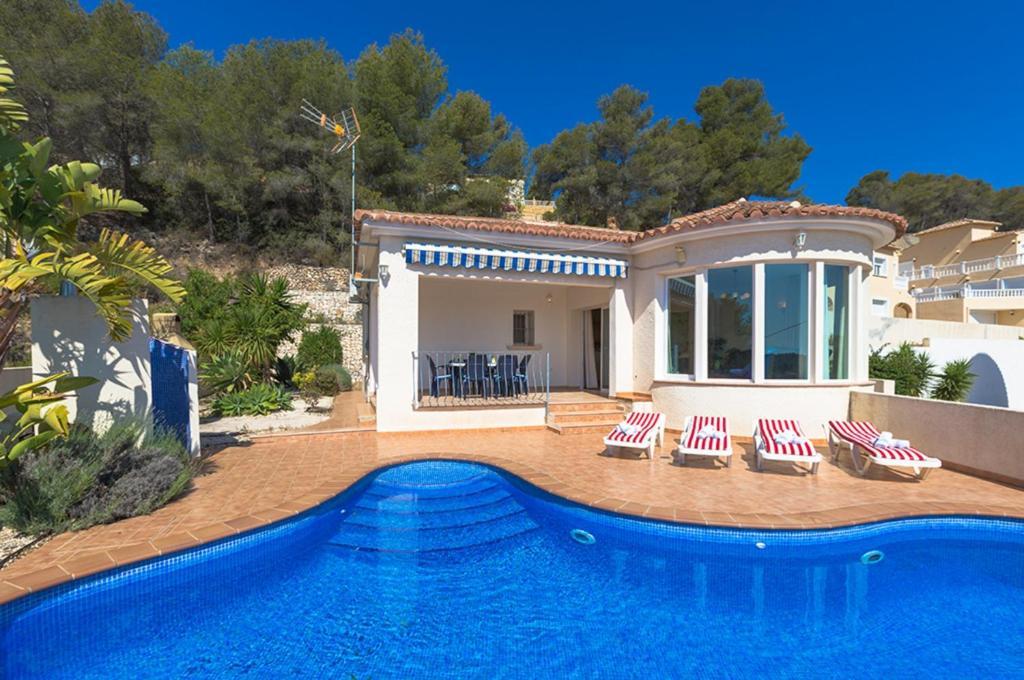 Villas Guzman - Carlos (Spanje Calpe) - Booking.com