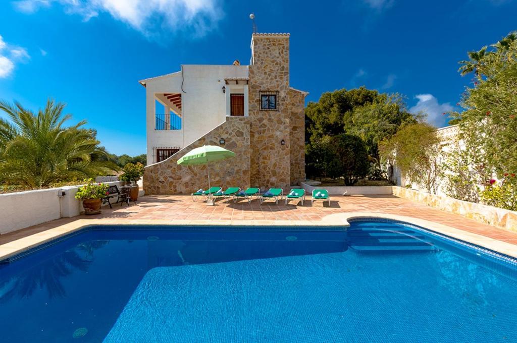 Villa Irina (Spanje Moraira) - Booking.com