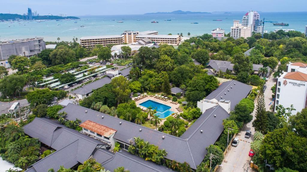 Sunshine Garden Resort North Pattaya Thailand Booking Com