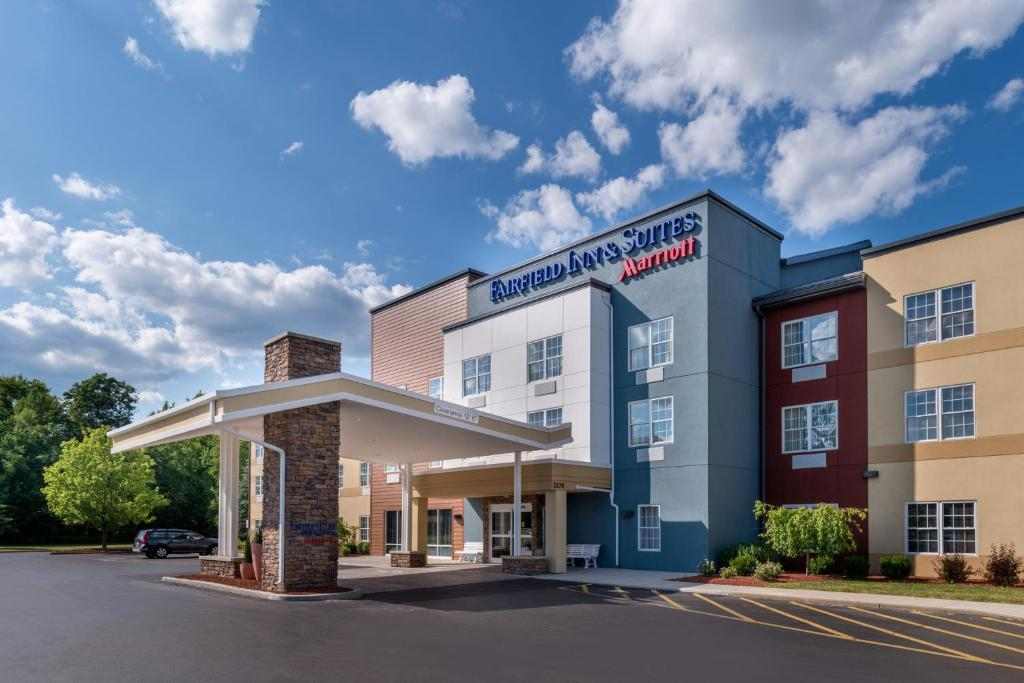 Fairfield Inn & Suites by Marriott Olean