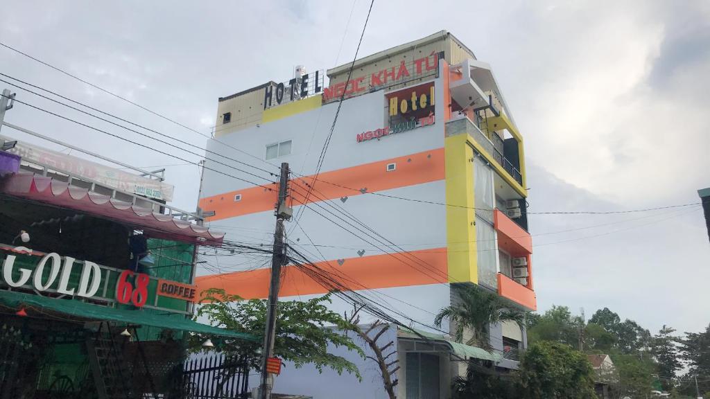 Ngoc Kha Tu Hotel