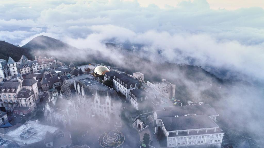 French Village - Ba Na Hills Mountain Resort