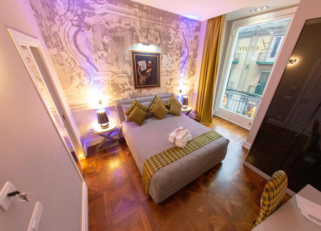Bed And Breakfast Leone Camere D Autore Naples Italy