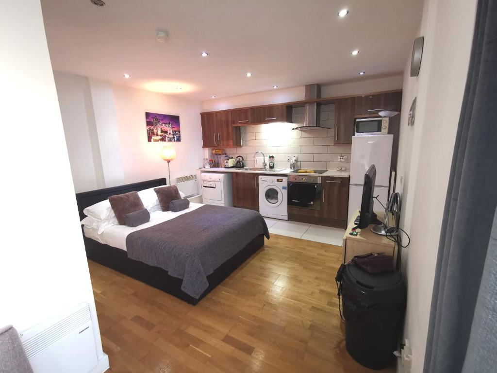City Studio Apartments, London, UK - Booking.com