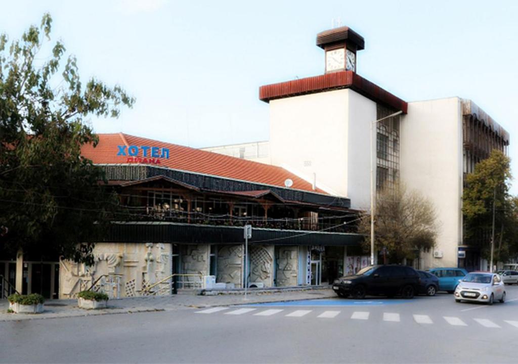 Hotel Diana Elhovo Elkhovo Obnoveni Ceni 2020