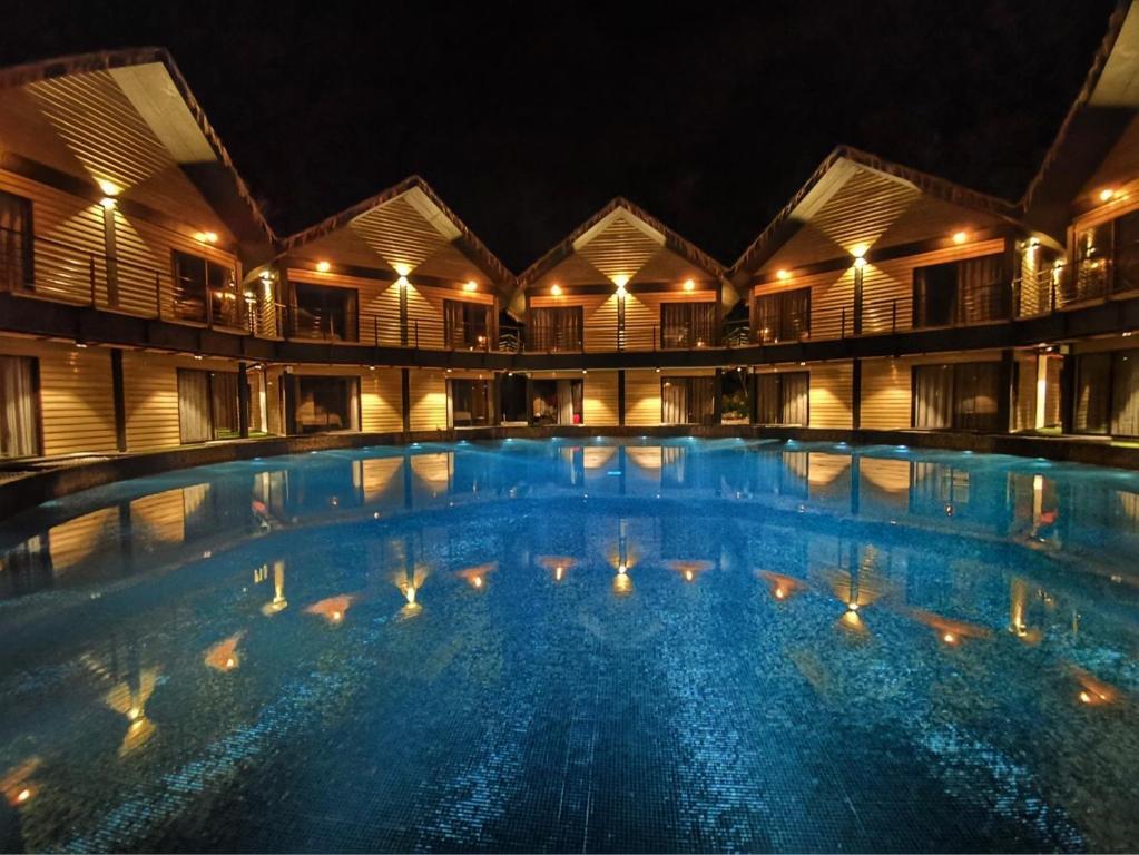 A piscina em ou perto de A Rock Resort Langkawi - Coral Reefs