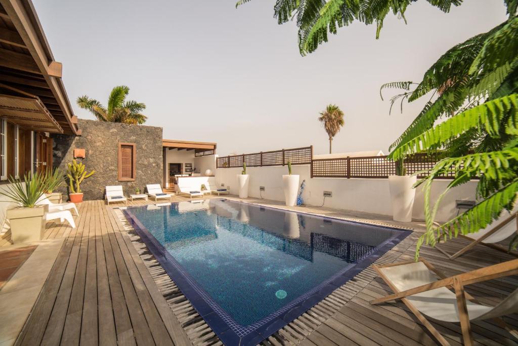 Luxury Villa Lanzarote (Spanje Arrecife) - Booking.com