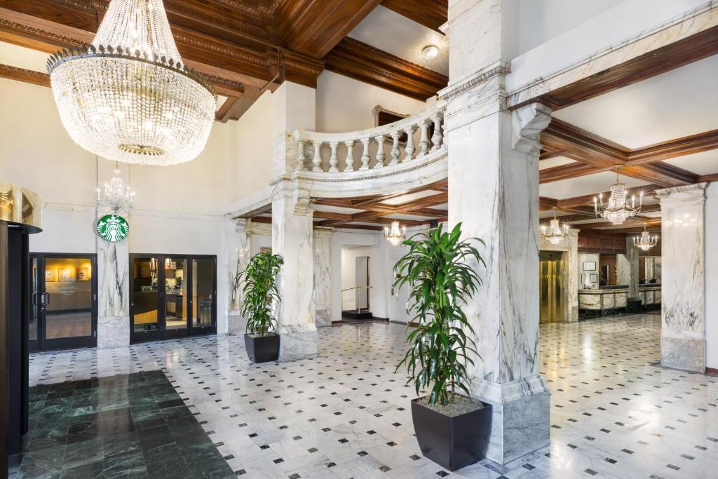 Hotel Whitcomb San Francisco Usa