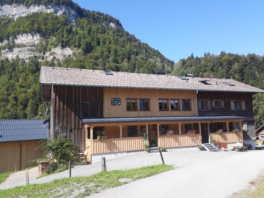 Apartment GreberHof, Andelsbuch, Austria - rockmartonline.com