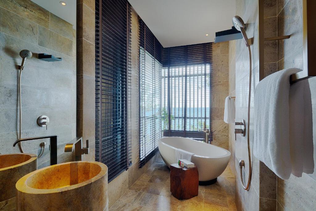 Suite 1 Phòng ngủ nhìn ra Đại dương