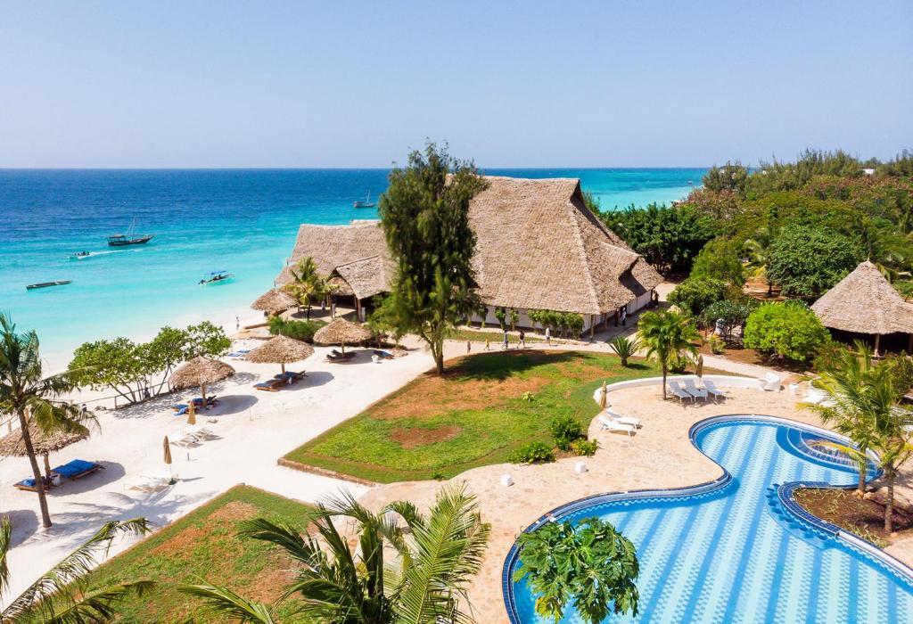 Sans Baobab Beach Zanzibar Nungwi