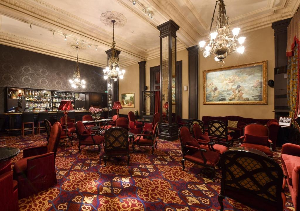 Ресторан / где поесть в Pera Palace Hotel