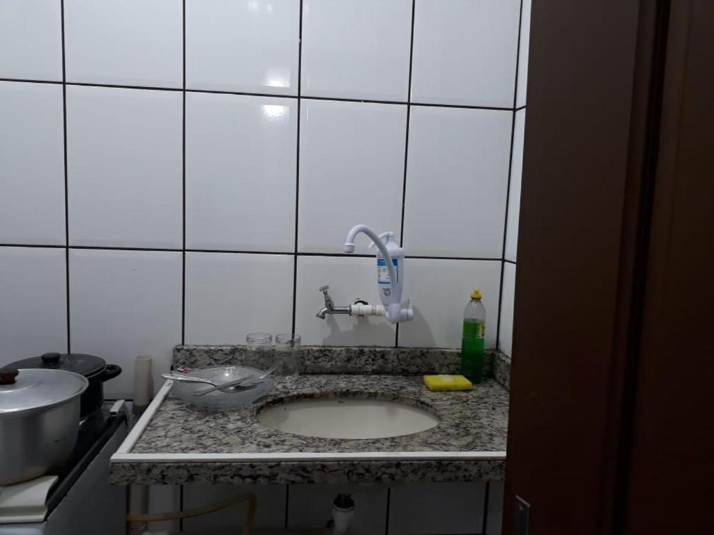 A bathroom at Studio Xavier