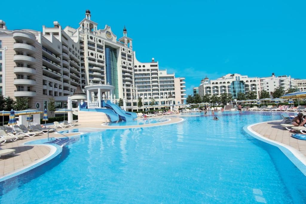 Private Apartment Sunset Resort Pomorie Bulgaria Booking Com