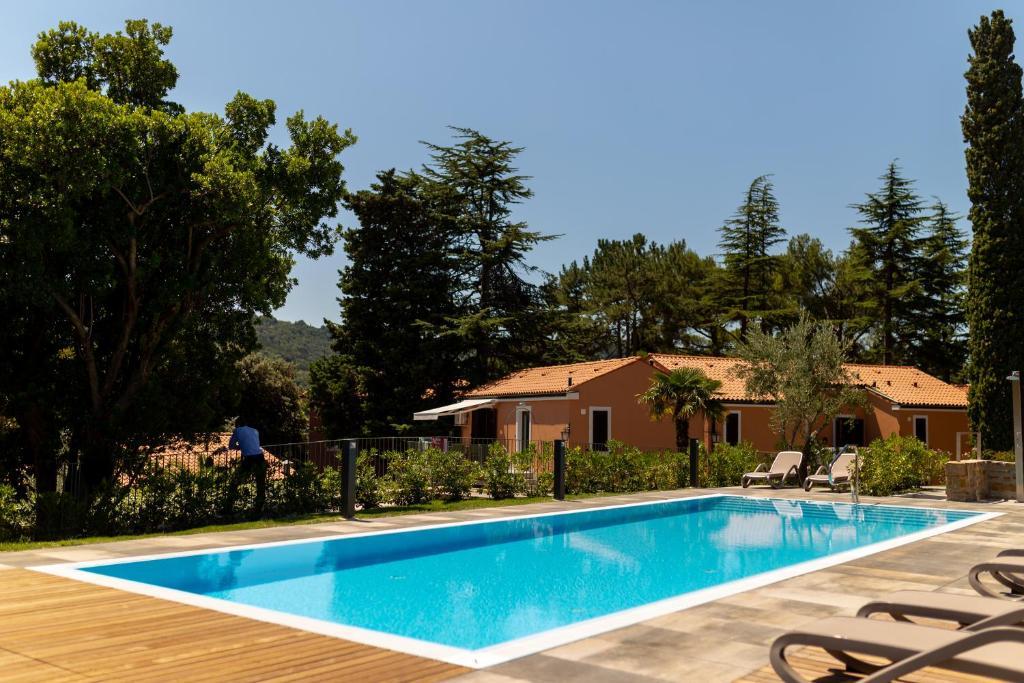 Бассейн в Apartments Laguna - Terme Krka или поблизости