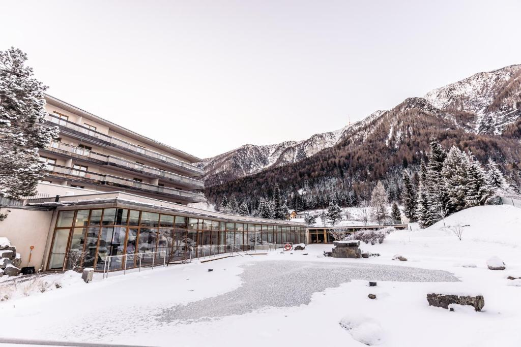 HUMANOMED BLEIBERGERHOF**** Gesundheits- & Wellnesshotel during the winter