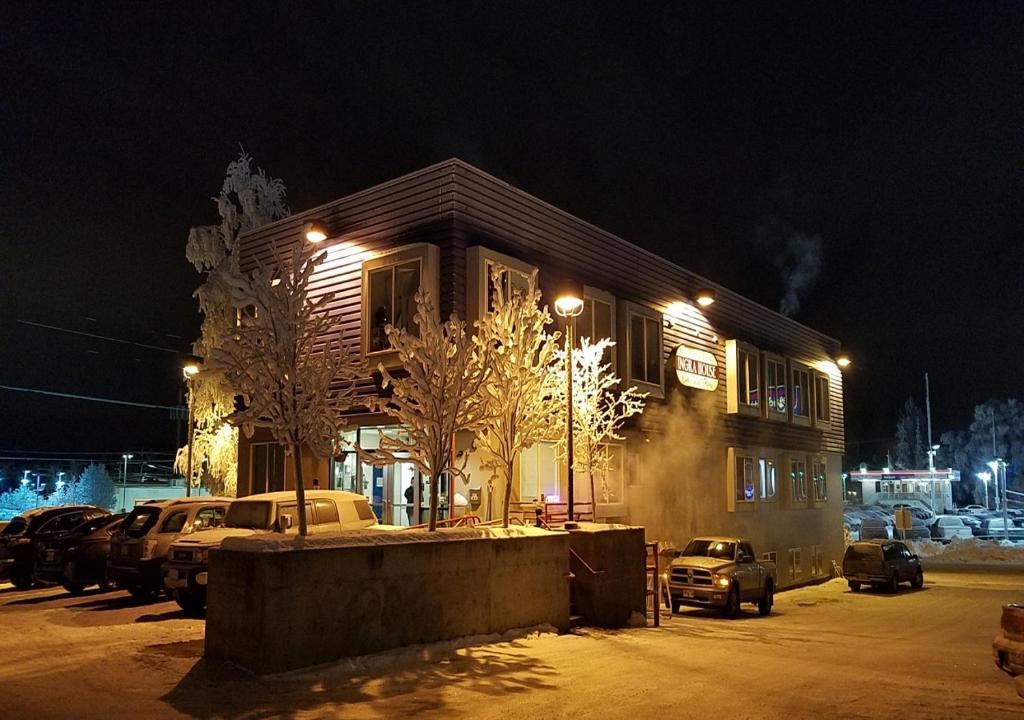 Ingra House Hotel Anchorage Ak Booking