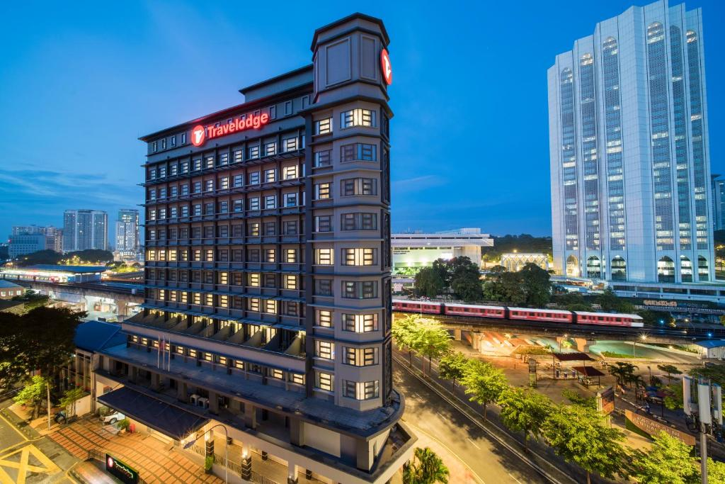 Travelodge City Centre, Kuala Lumpur, Malaysia - Booking com