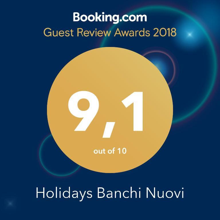 Holidays Banchi Nuovi