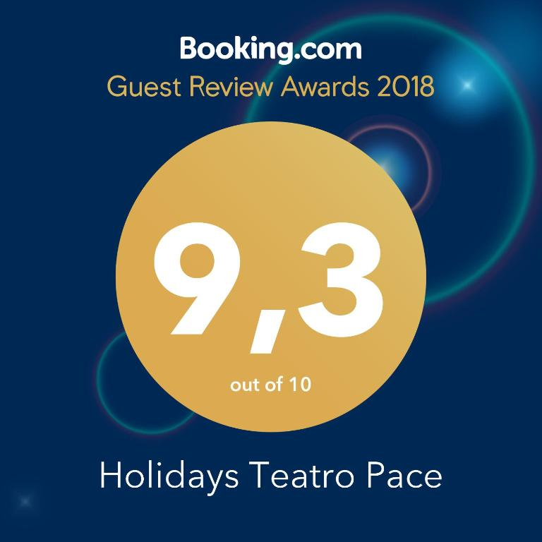 Holidays Teatro Pace