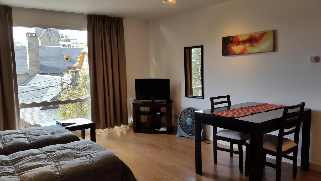 Un lugar para sentarse en Civico Apartments