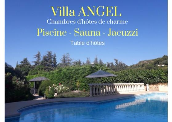The swimming pool at or close to Villa Angel - SPA