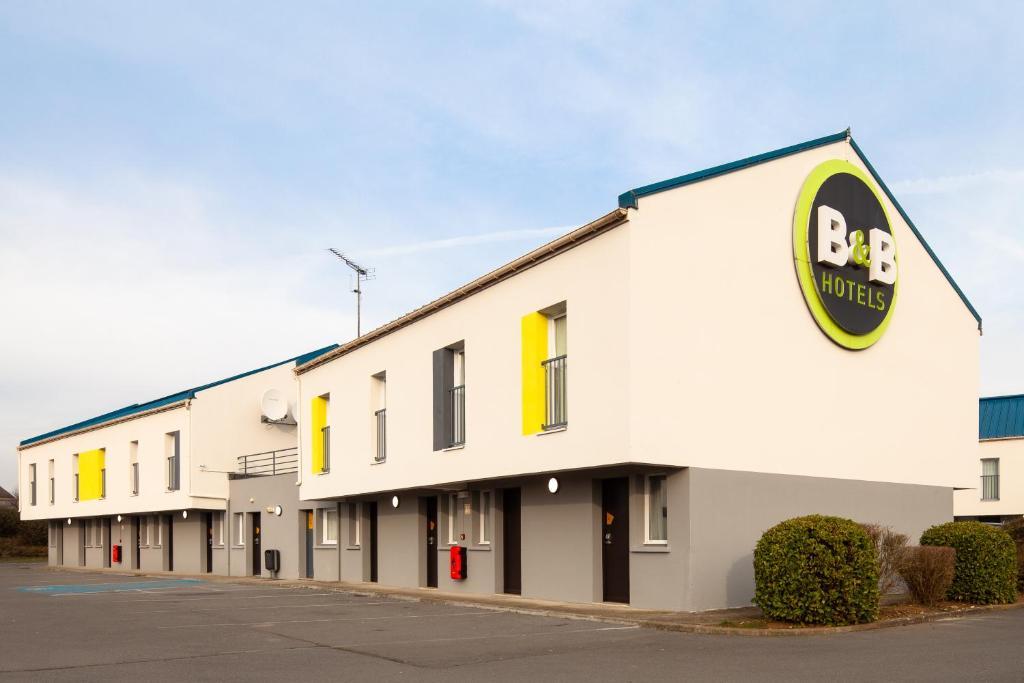 B&B Hôtel SAINT-WITZ, Saint-Witz – Precios actualizados 2019