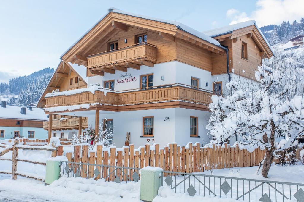 Willkommen im Landhaus Servus in Viehhofen!