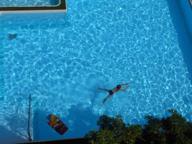 Bazén v ubytování New Hotel nebo v jeho okolí